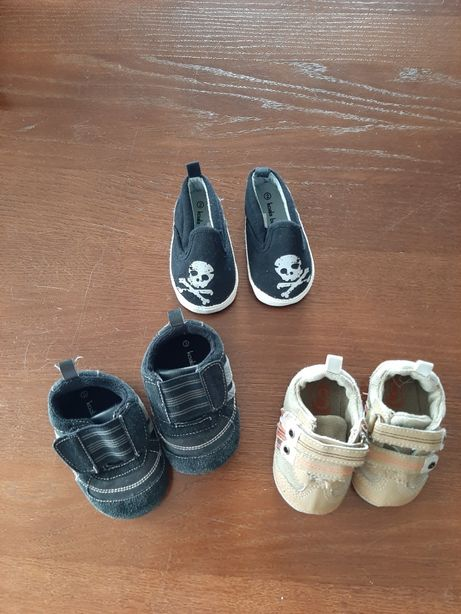 Buty rozmiar 3-6 miesięcy