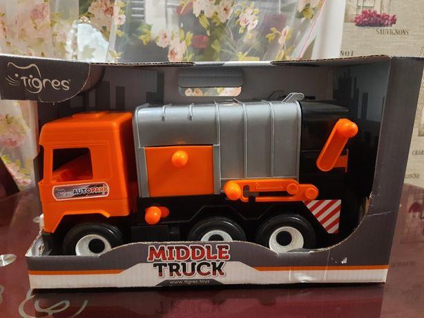 Мусоровоз Tigres Middle truck city