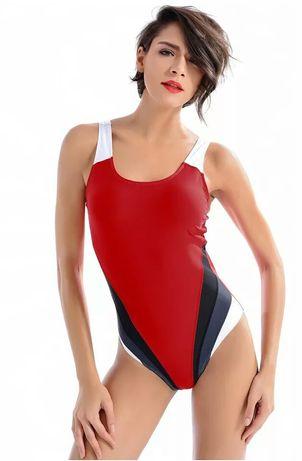 Сдельный купальник, сдельный, монокини, спортивный