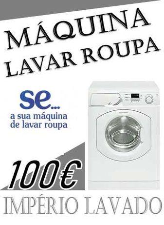 Máquina de Lavar Roupa Ariston