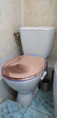 Kompakt wc używany