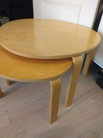 Conjunto mesa de centro ikea