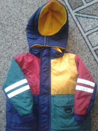 Прдам дитяячі курточки