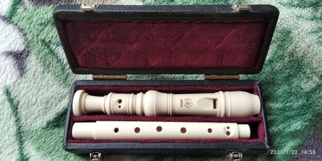 Блок флейта Yamaha