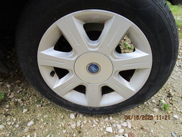 """Jantes liga leve 14"""" Fiat Punto 188"""