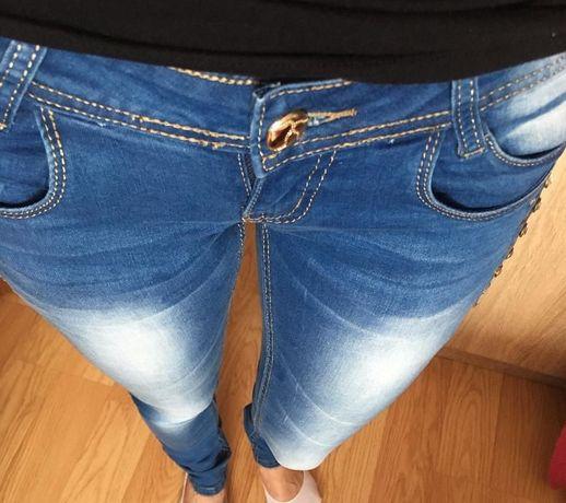spodnie/jeansy