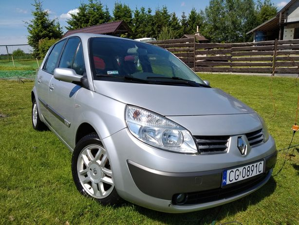 Renault Scenic 1,6 B