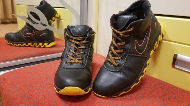 Зимние ботинки, кроссовки Nike 40