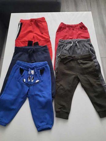Spodnie dzieciece