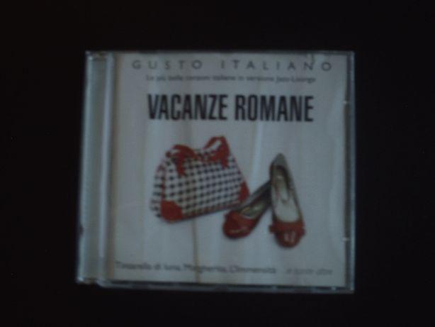 Gusto Italiano Vacanze Romane płyta