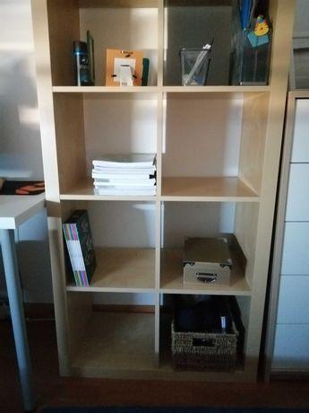 Estante Ikea como nova