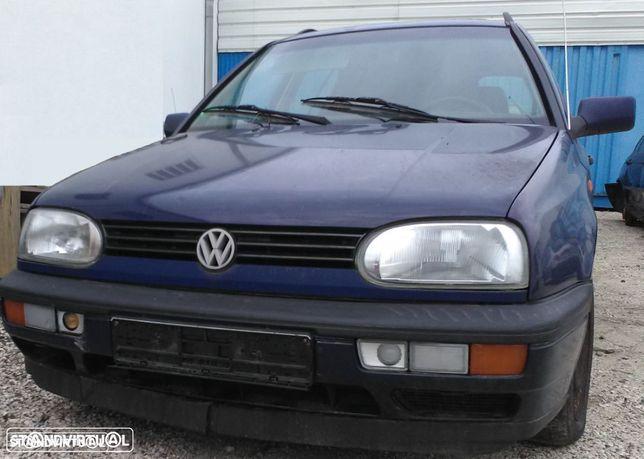 VW Golf III variant 1.9td para peças