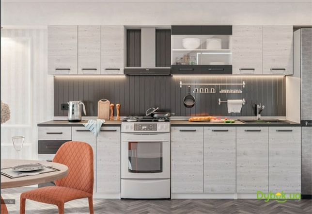 Кухня Злата 2.0м ДСП