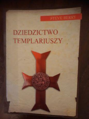 Dziedzictwo Templariuszy Steve Berry 2007 wyd.1