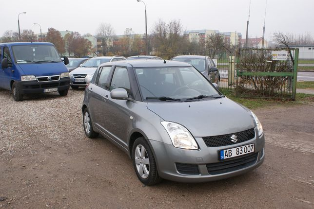 Suzuki Swift 1.3 Super Stan 2008r ZAMIANA