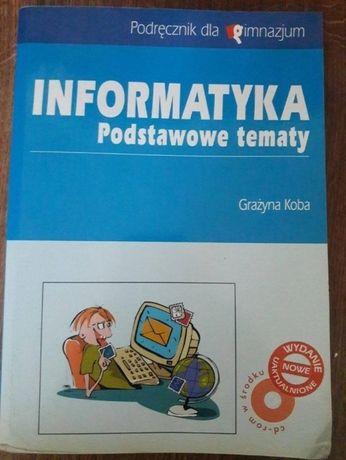 Informatyka, podstawowe tematy