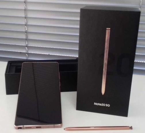 Samsung Galaxy Note20 256Gb 5G com garantia