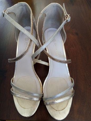 Eleganckie sandały PROMOD, rozmiar 40