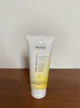 Омолаживающий солнцезащитный крем Image Skincare Prevention SPF 50 США