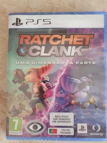 RATCHET & CLANK: RIFT APART (Novo - Selado) (Playstation 5 - PS5)