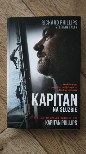Kapitan. Na służbie - Richard Phillips, Stephan Talty NOWA