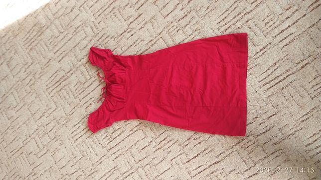 Платье, сарафан, 100%коттон, размер s