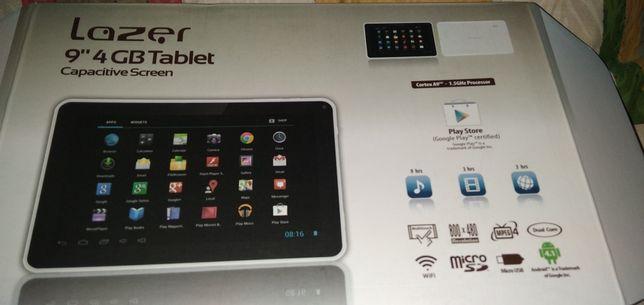 Новий планшет Lazer 9 4gb tablet