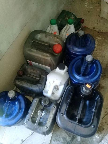 Продам 5 грн 1 л отработку отработка масло