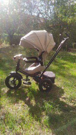 Детский велосипед Tili Cayman с пультом