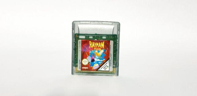 Gra na Gameboy Color Rayman Tomb Raider