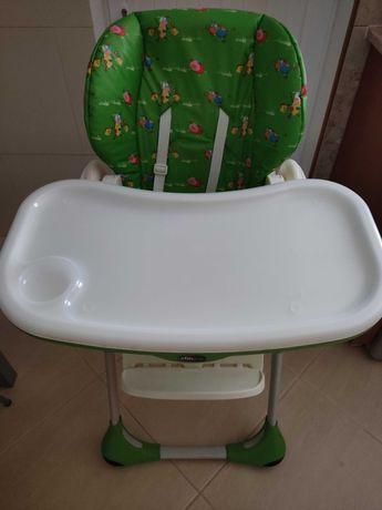 Cadeiras refeição Chicco + IKEA