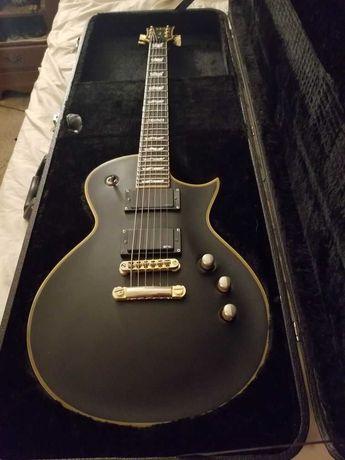 Guitarra ESP LTD EC-1000 Vintage Black + Hard Case