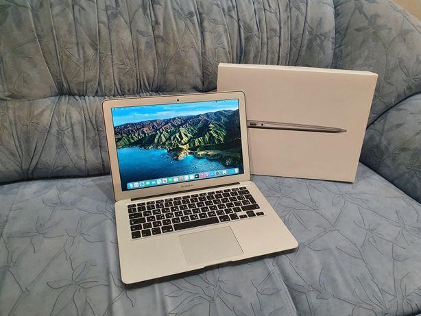 Apple MacBook Air 13 2015 (i5, 8Gb, 128Gb, 7 часов батарея)
