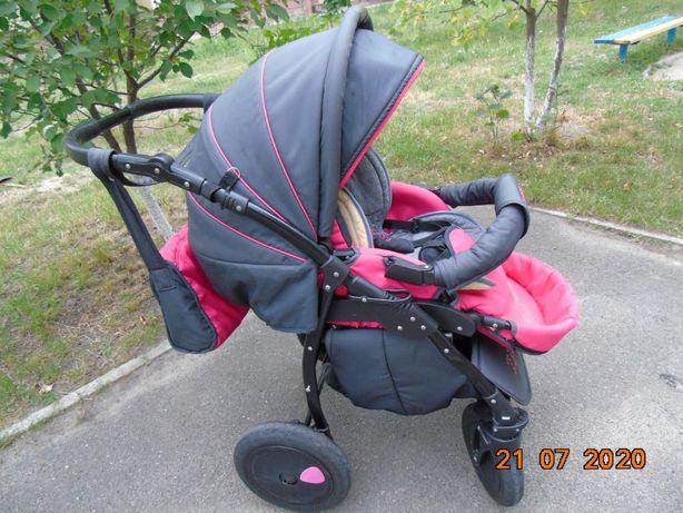 Универсальная коляска Tutis Zippy 2 в 1
