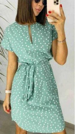 Нежное,очень лёгкое платье.