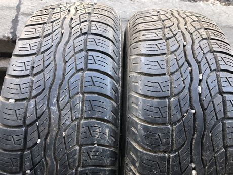 Bridgestone Dueler HT 687 R16 225/70 цена за 2 шт 2200 грн