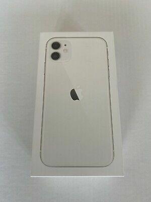 Iphone 11 128gb белого цвета