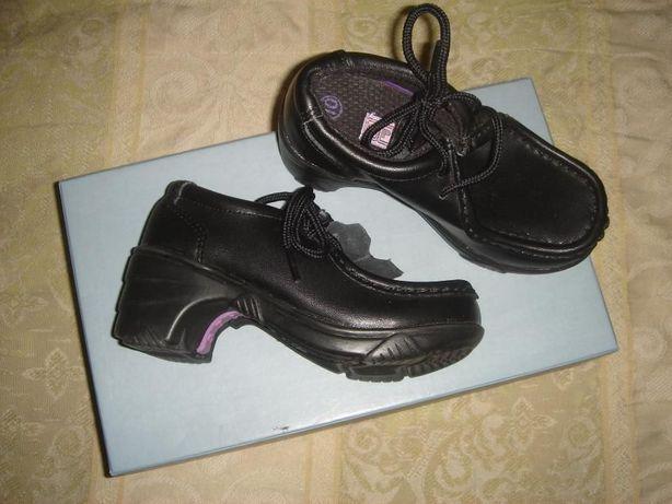Туфли на девочку натуральная кожа