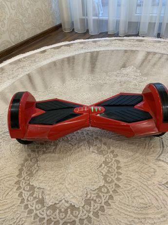 """Гироборд Wheele W4 8"""" Red"""