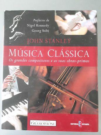 Música Clássica - Os grandes compositores e as suas obras-primas.