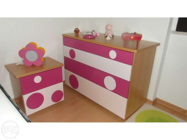 Mobília de quarto de criança como NOVA