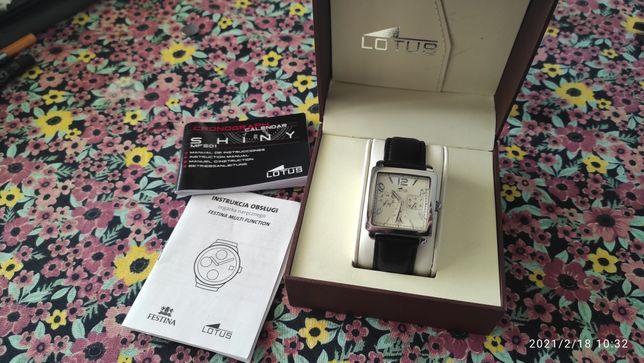 Zegarek LOTUS chronograph