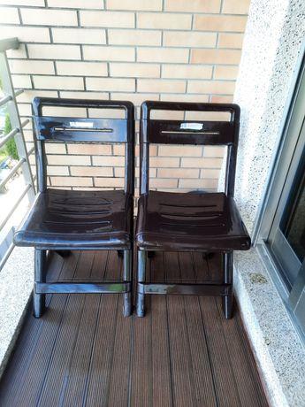 Conjunto cadeiras de jardim