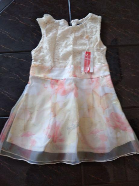 Nowa sukienka r 92