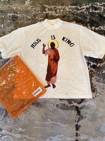 Футболка Kanye West off white supreme
