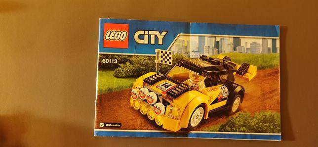 Lego City Race 60113 Rally Race