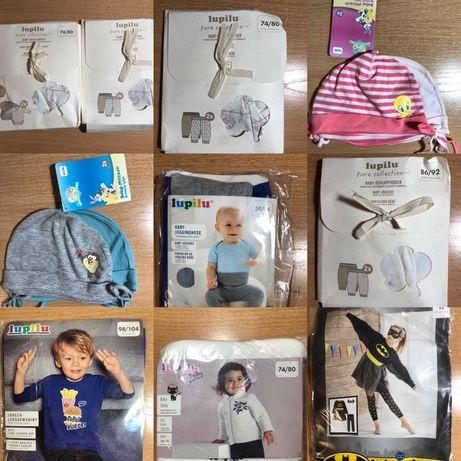 Продам лот детских вещей