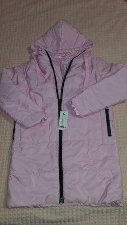 Куртка зимняя 42-44