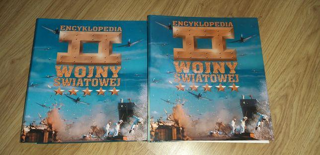 Encykloperia II Wojny Światowej gazety segregator bez DVD od 1 do 50