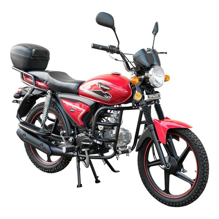 Мотоцикл Альфа Spark Musstang 125c-2xwq 2020 год! Шостка - изображение 1